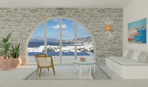 Hilltop Complex Rooms & Suites